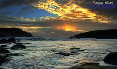 Sunset Clogher