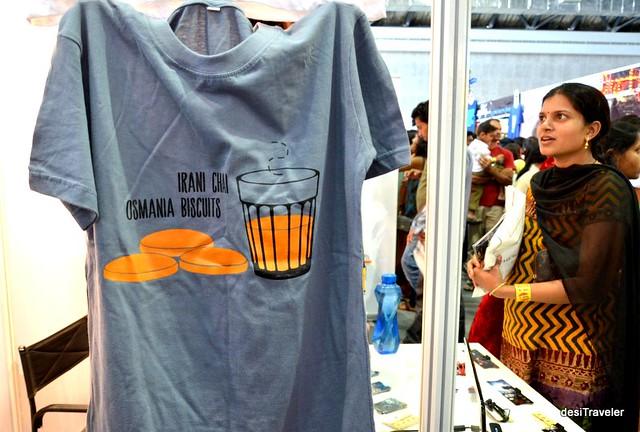 Irani Chai at Comic Con