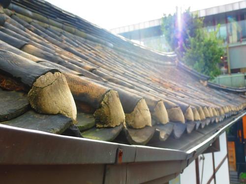 Hanok Roof