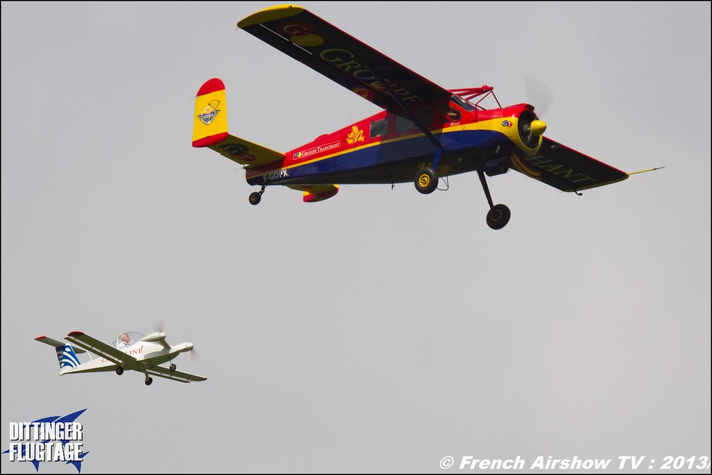 La Navette Bretonne de Hugues Duval Dittinger Flugtage 2013