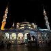 Sultan Ahmet Mosque by Michael Layefsky