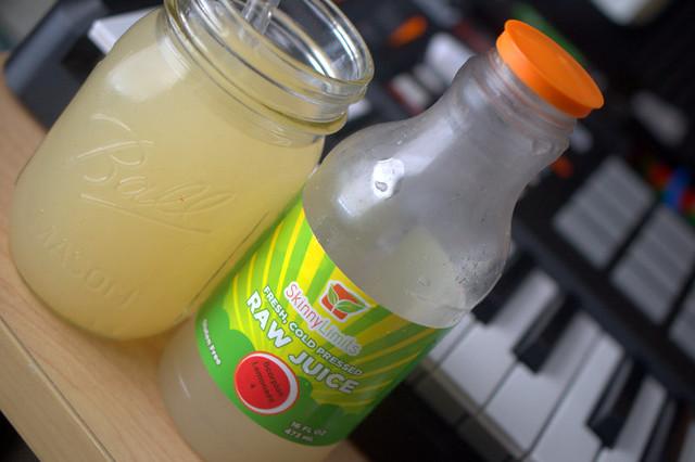 Skinny Limits Scorpion Lemonade