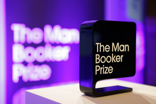 2013 Man Booker Prize trophy - c Janie Airey