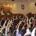 Second day of the 3 day State Level Youth Convention organized by Ramakrishna Mission, Delhi on 19 Oct 2013.