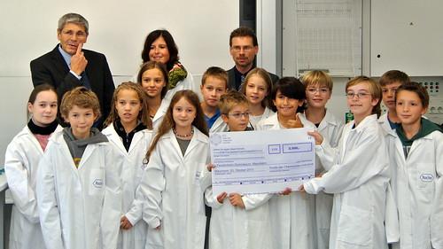 Gymnasium Mannheim-Feudenheim | FCI Förderung
