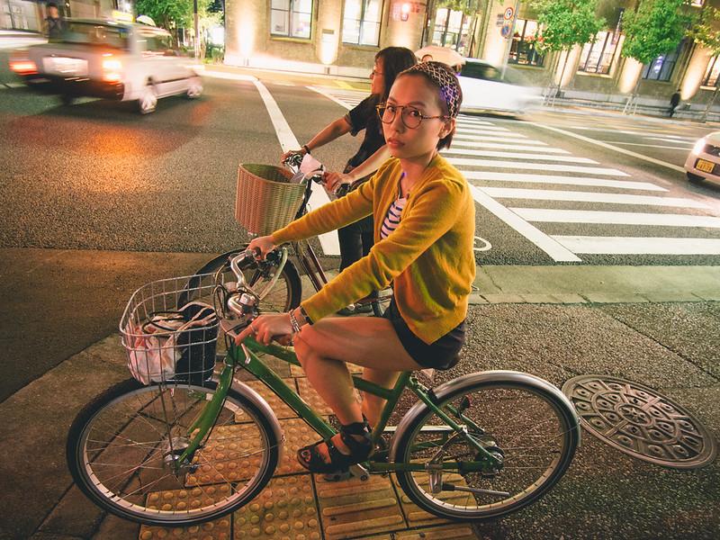 大家一起等馬路  京都單車旅遊攻略 - 夜篇 10509508706 8f642621fd c