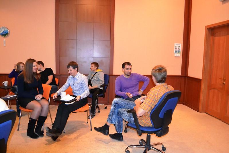Zfort Group Training Autumn 2013