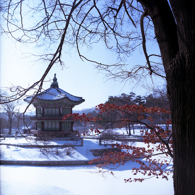 The Grounds of Gyeongbokgung-2