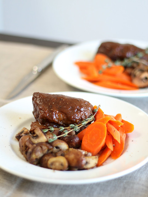 Short Ribs Bordelaise
