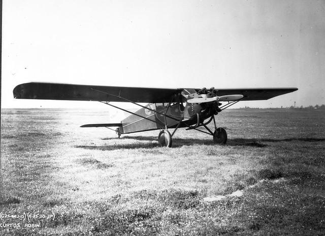 Curtiss Robin NC356K 25Apr30