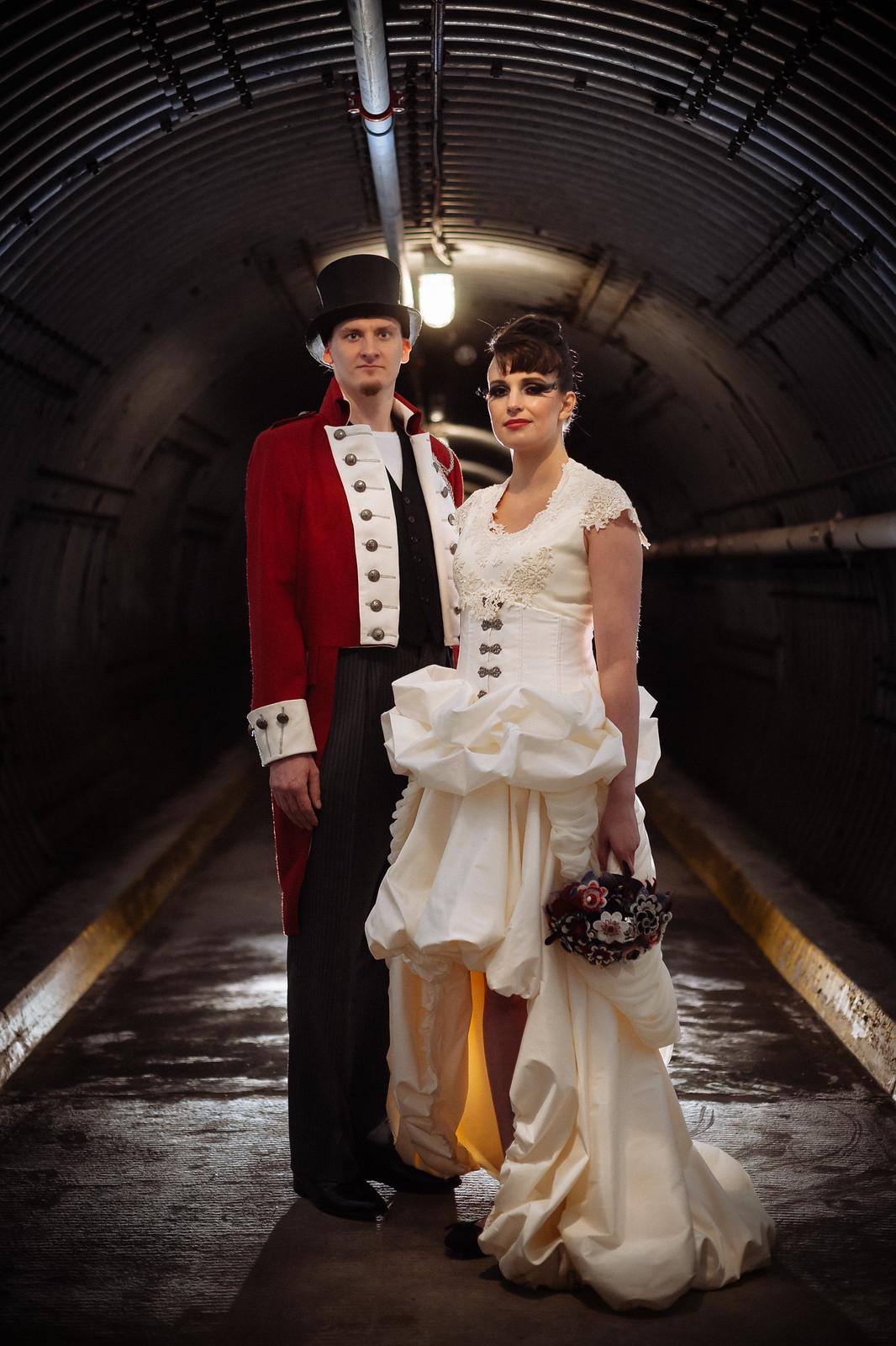 Diefenbunker Bomb Shelter Wedding