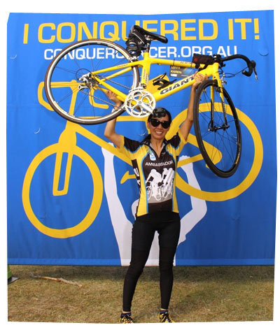 Ride to Conquer Cancer 2013