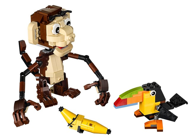 LEGO Creator 31019 - Forest Animals