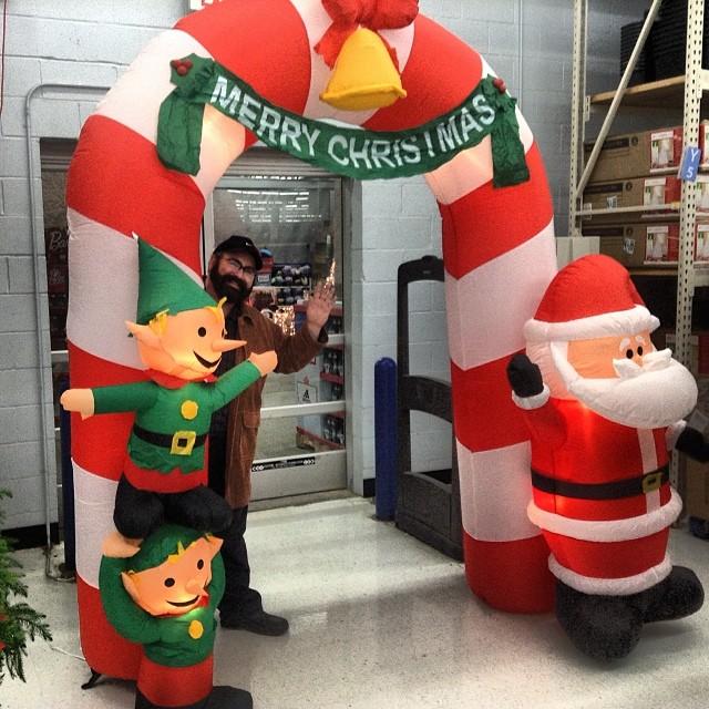 walmart inflatables inflatable outdoor christmas 10865537833ff8829cdddzjpg