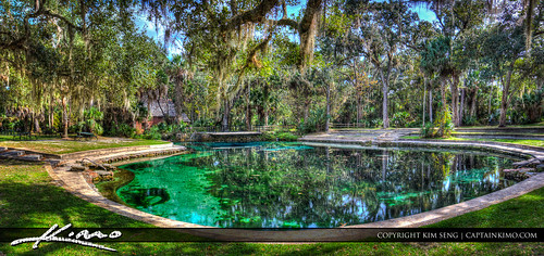 Juniper-Springs-Florida-Pool