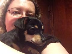 I <3 Carla's puppy