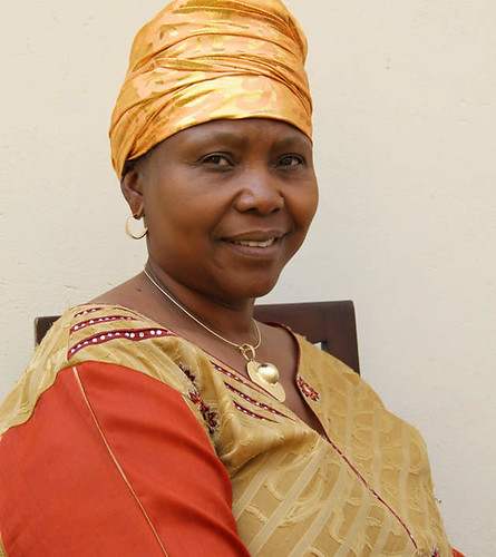 Oppah Muchingura is the Republic of Zimbabwe Minister for Women's Affairs. She is involved in a national campaign against gender-based violence. by Pan-African News Wire File Photos