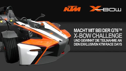gt6 xbow challenge