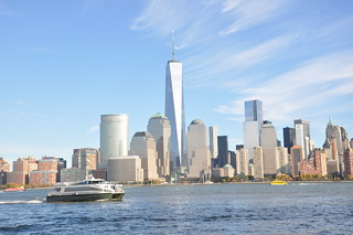 Lower Manhattan,NYC- Tallest Building (One WTC) - Giant among Giants