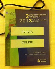 Conference badge