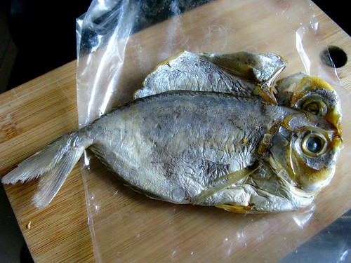Steamed salted sun dried fish chinese recipes at for Dry fish recipe