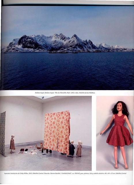 Stefano Cagol .The Ice Monolith. LAPIZ magazine