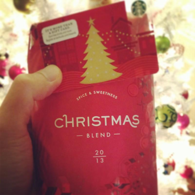 Christmas Blend by Starbucks