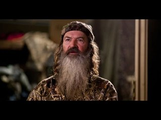Phil Richardson Suspended By A&E From Duck Dynasty For Homophobic Remarks In GQ