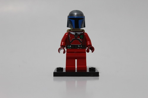 LEGO Star Wars 2013 Advent Calendar (75023) - Day 24 - Santa Jango Fett