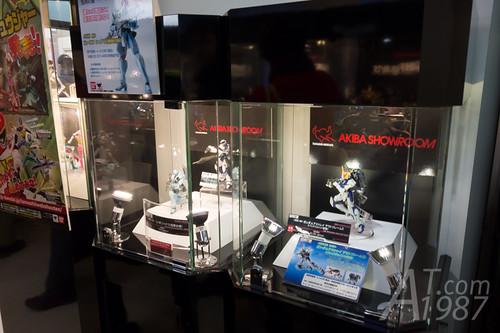 Tamashii Nations Akihabara Showroom