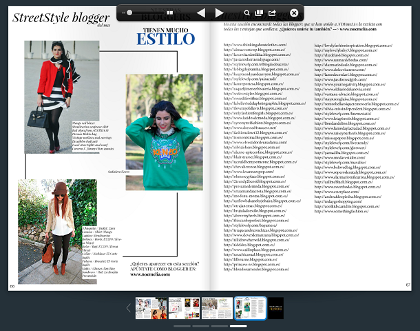 noemelia fashion spanish valencia magazine, feature spanish fashion famous bloggers style, something fashion blog