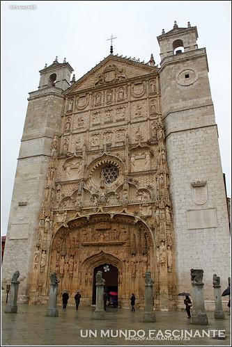 Iglesia de San Pablo. Valladolid.