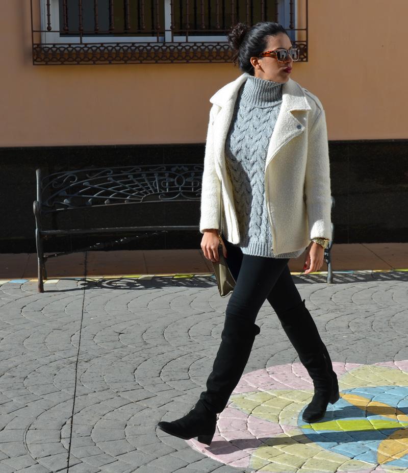 florencia blog white jacket fieltro