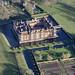 Helmingham Hall aerial by John D F