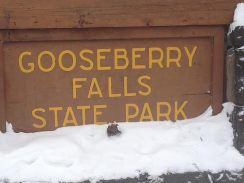 Gooseberry Falls State Park, Castle Danger, Minnesota