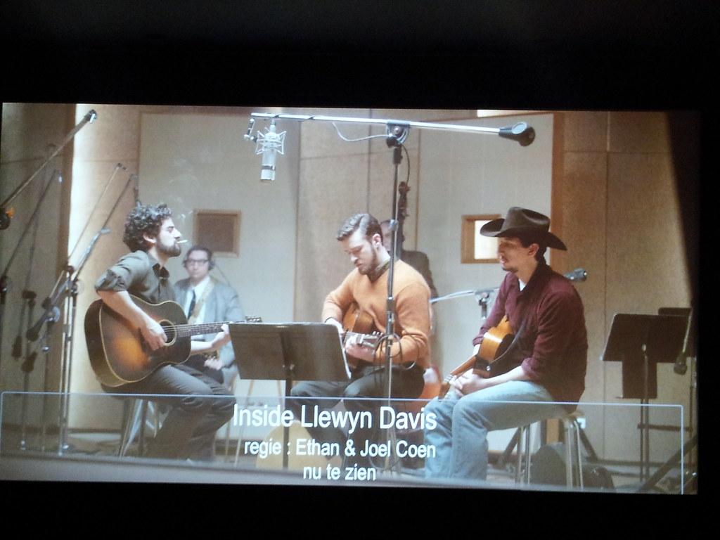 Inside Llewyn Davis - Filmschuur - Haarlem