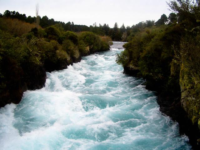 Rotorua, Waitomo y Taupo