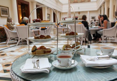 Die Welt des Afternoon Tea