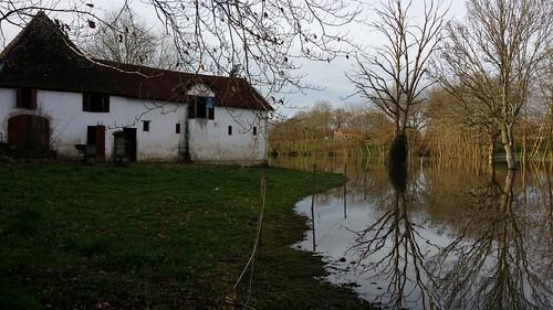 Inondations dans Les Landes, Josse