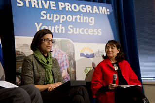 Strive will help former and current youth in care achieve success