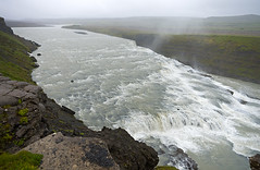 Hvítá River at Gullfoss