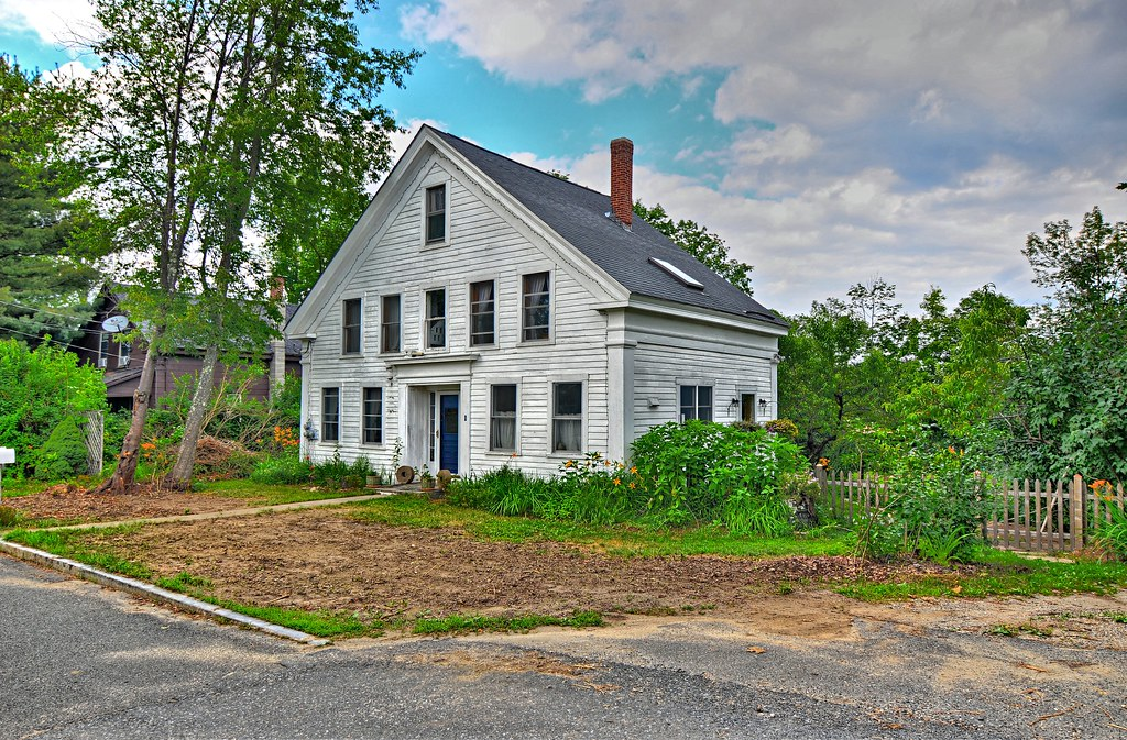 Chittenden, Otis - Gates, Edwin L. House