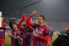 Steaua-Concordia, 4-0