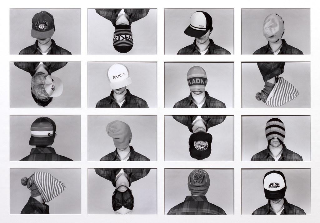 "Tim Spanagel Untitled 18"" x 24"" Silver Gelatin Print, Black and White Film 35mm 2013"