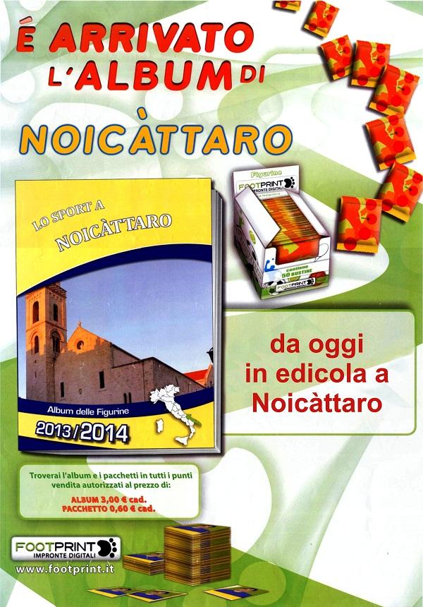 Noicattaro. Album figurine intero