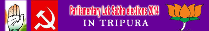 Parliamentary Lok Sabha elections 2014 in Tripura