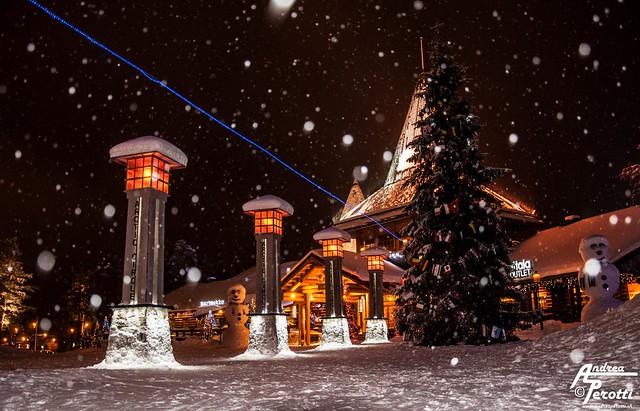 Santa Claus Village - Rovaniemi 11.02.2014