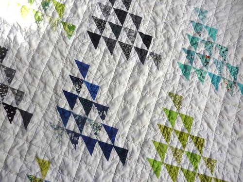 Flocks quilt
