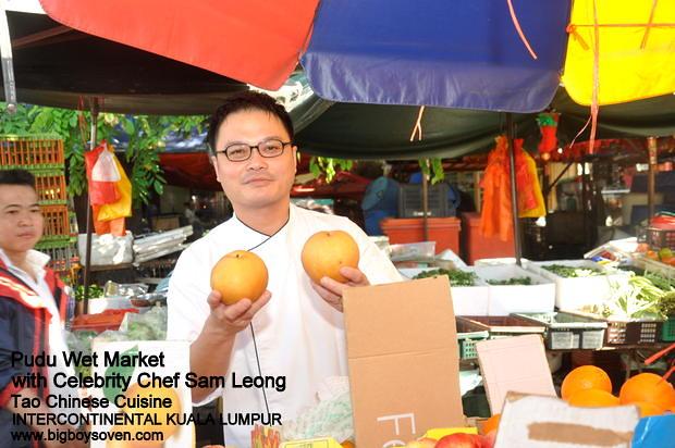 Chef Sam Leong Intercontinental Kuala Lumpur 6