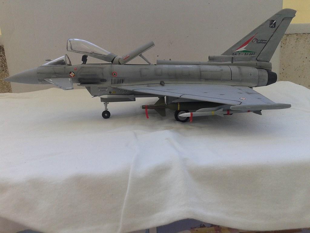 1/48 italeri eurofighter-typhoon 13174209175_31443570d4_b